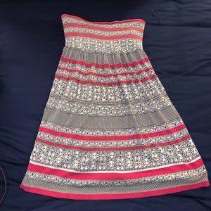 Juicy tube top dress